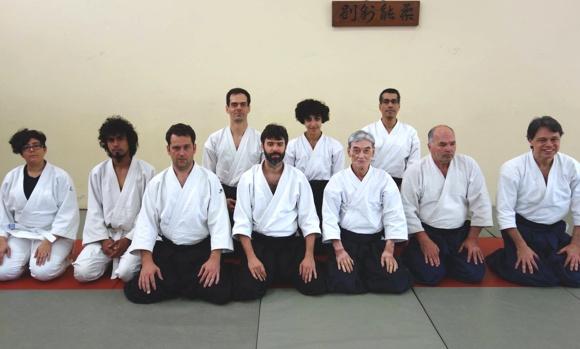 nosso grupo unicamp aikido